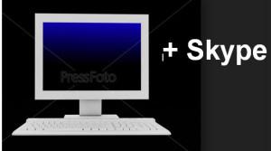 Компьютер + Skype_1