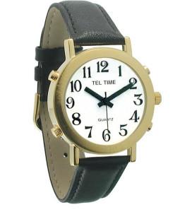 Часы с белым циферблатом_1