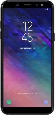 Samsung Galaxy A6 (2018) (черный)_2