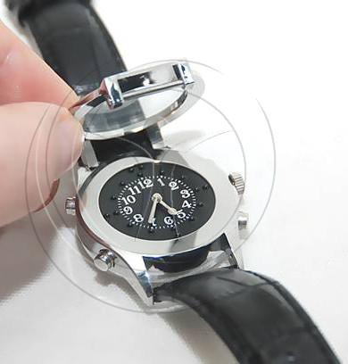 Часы с речевым выходом и шрифтом Брайля_2